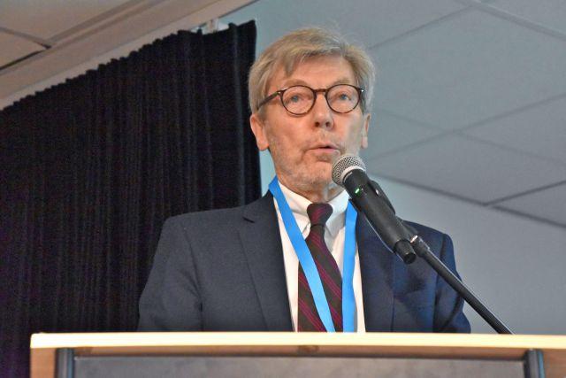 AG : RAPPORT MORAL DU PRÉSIDENT