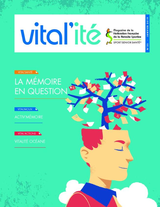 Vitalité n°35 - Janvier 2019