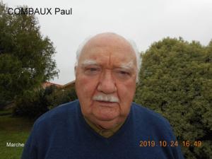 DISPARITION DE PAUL COMBAUX
