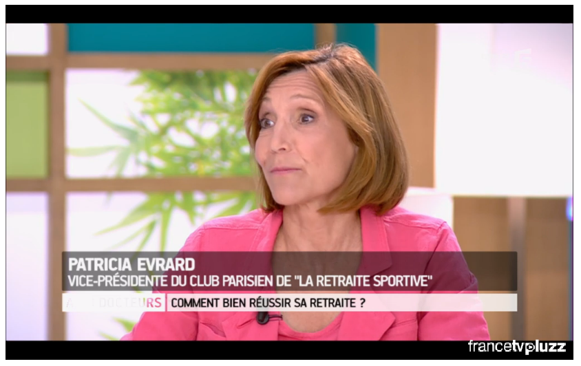 La FFRS sur France 5