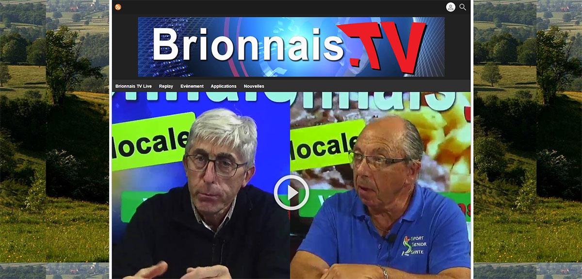 LE GRS CHAUFFAILLES SUR BRIONNAIS.TV
