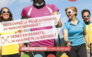 Nordicwalkin'Lyon : découvrez Lyon autrement en Marche Nordique