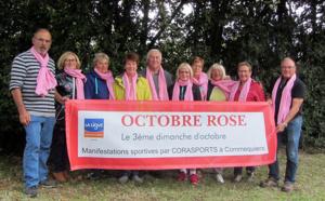 OPÉRATION « OCTOBRE ROSE » À COMMEQUIERS