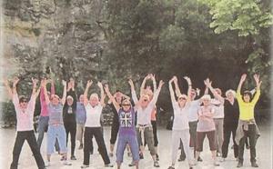 Gym en plein air (CODERS 30)