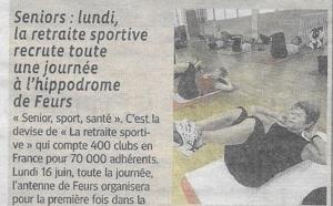 Retraite Sportive de Feurs (Club isolé 42)