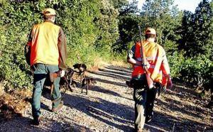 Attention la randonnée en période de chasse
